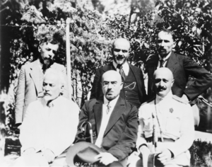 Christophor Araratov - Image: The Cabinet of the Armenian Republic