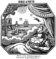The Dreambook (Philadelphia 1835) woman dreaming.jpg