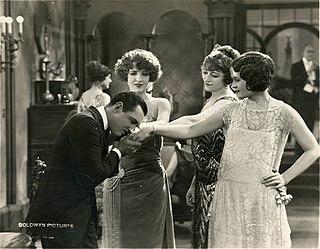 <i>The Eternal Three</i> 1923 film