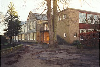 grade II listed school in the United kingdom