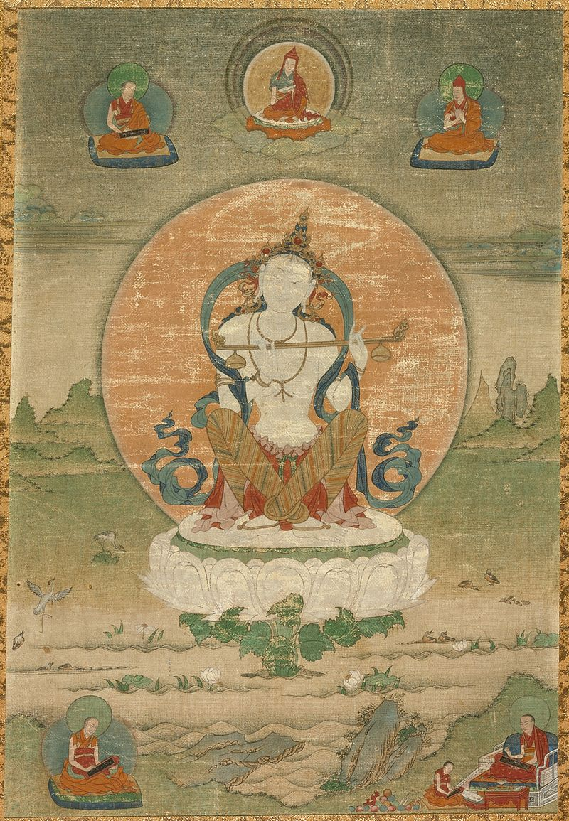 The Goddess Sarasvati LACMA M.84.32.6.jpg