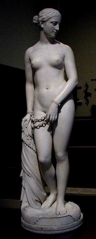 Hiram Powers - The Greek Slave