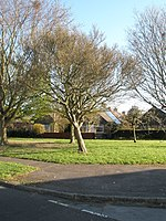 File:The Green in Woodstock Road - geograph.org.uk - 753574.jpg