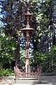 The Grotto (Portland, Oregon) - Lithuanian Wayside Shrine 02.jpg