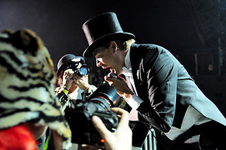 The Hives - Image: The Hives @ Esplande Park (23 7 2011) (5993005757)