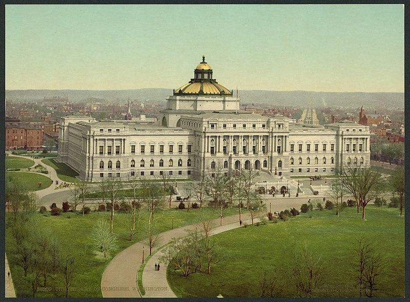 The Library of Congress, Washington-LCCN2008678216.jpg