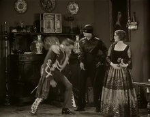 Archivo:The Mark of Zorro (1920).webm