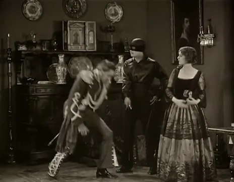 File:The Mark of Zorro (1920).webm