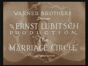 File:The Marriage Circle (1924).webm