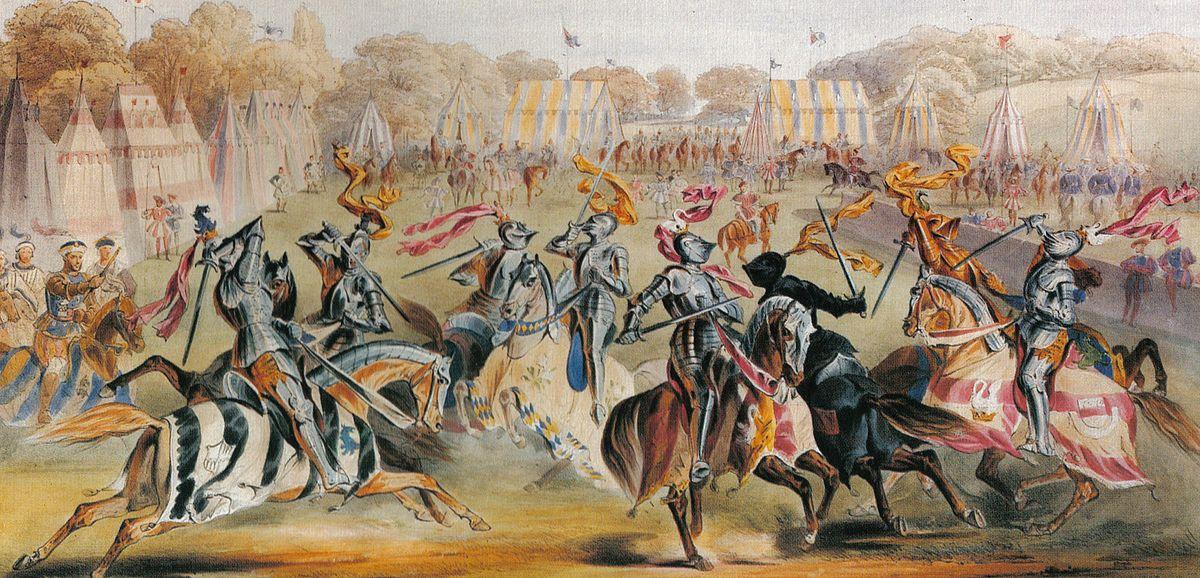 Eglinton Tournament of 1839 - Wikipedia