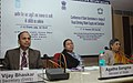 The Minister of State of Rural Development, Ms. Agatha Sangma at the inauguration of the two day long Conference of State Secretaries in-charge of Rural Drinking Water & Sanitation, in New Delhi on December 17, 2009.jpg