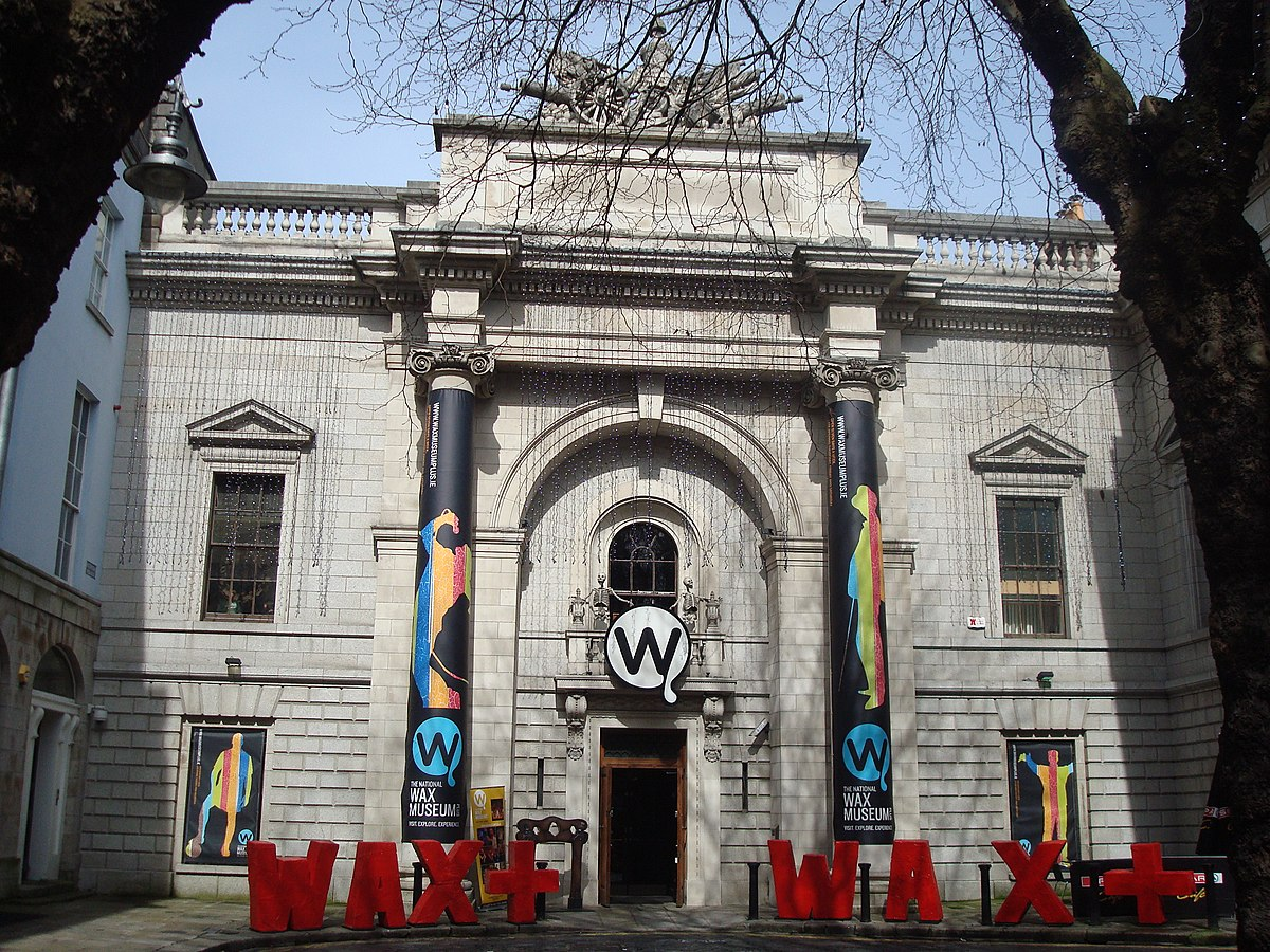 The National Wax Museum Plus - Wikipedia