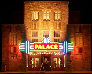 Crossville, Tennessee - Palace Theatre