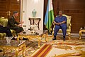 The President of Djibouti, Ismail Omar Guelleh, meets with US Marine Gen. Joseph F. Dunford Jr. 151207-D-VO565-001 (23251316149).jpg