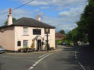 Little Kingshill Human settlement in England