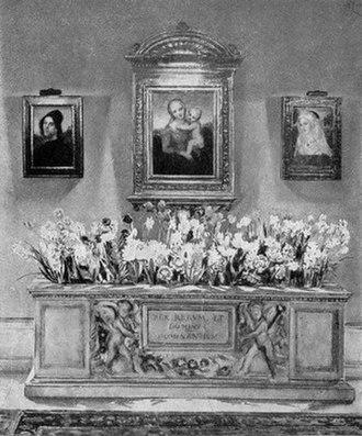 Lynnewood Hall - The Raphael Room at Lynnewood Hall, William Bruce Ellis Ranken, 1917