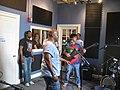 The Revealers at radio WWOZ New Orleans October 2009 41.jpg