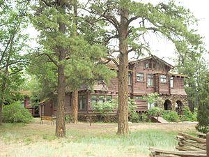 Arizona Historical Society - Riordan Mansion