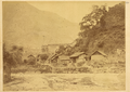 The Town of Lueyang Xian. Shaanxi Province, China, 1875 WDL2087.png