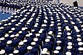 The U.S. Air Force Academy Class of 2013 marches into the Academy's Falcon Stadium for graduation ceremonies in Colorado Springs, Colo., on May 29, 2013 130529-F-ZJ145-727.jpg