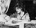 The Unwelcome Mrs Hatch 1914 newspaper scene.jpg