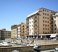 The Venice neighborhood in Livorno.JPG