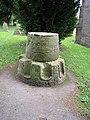 The Weeping Cross, Ripley Churchyard. - geograph.org.uk - 127230.jpg