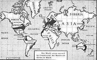 Aviation between the World Wars