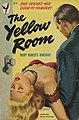The Yellow Room by Mary Roberts Rinehart - Illustration by Bernard Barton - Bantam Books -314 1949.jpg