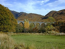 The bottom of Glen Finnan - geograph.org.uk - 626020.jpg