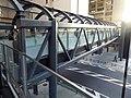 The bridge connected with GRAND FRONT OSAKA from Yodobashi Umeda.jpg