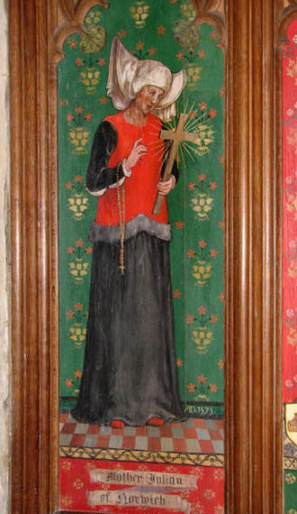 Julian of Norwich - Image: The church of SS Andrew and Mary St Julian of Norwich geograph.org.uk 1547398