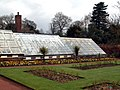 The walled garden greenhouses - geograph.org.uk - 768287.jpg