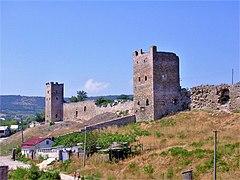 Theodosia castle