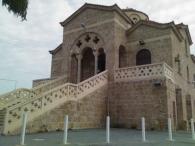 Theokepasti Kirche