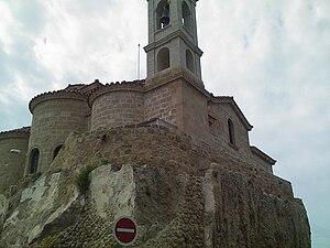 Church of Panagia Theoskepasti - Theoskepasti church