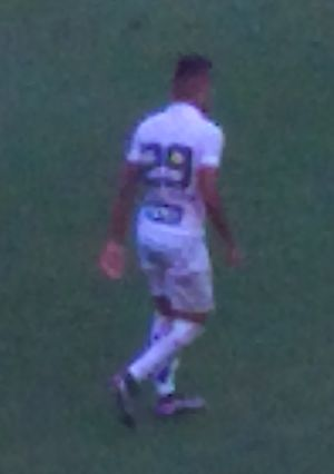 Thiago Maia - Maia playing for Santos in 2016
