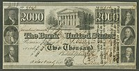 Third Bank of the US $2000, Dec 15, 1840, obverse.jpg