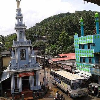 Thiruvambady - Thiruvambady Town