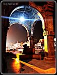 This image is of nandi at ganga ghat nashik Maharastra india 2014-01-17 23-00.jpg