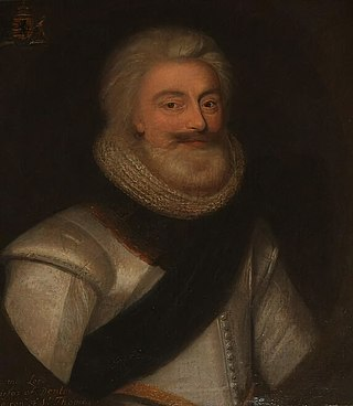 Thomas Fairfax, 1st Lord Fairfax of Cameron English politician