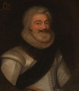 Thomas Fairfax, 1st Lord Fairfax of Cameron - The Lord Fairfax of Cameron