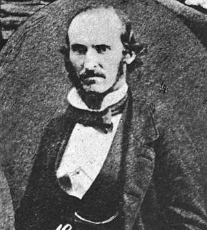 Thomas Gillies - Gillies around 1860.