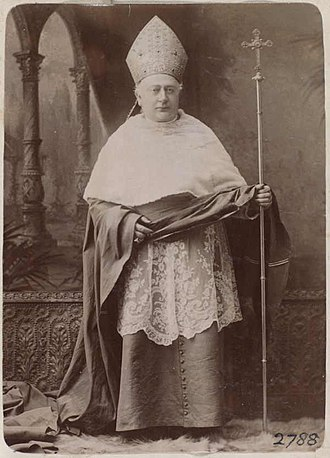 Thomas Carr (archbishop of Melbourne) - Archbishop Carr