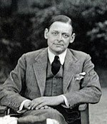 T. S. Eliot in 1934