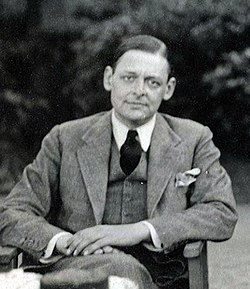 Thomas Stearns Eliot (1934)