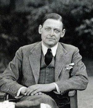 T. S. Eliot cover