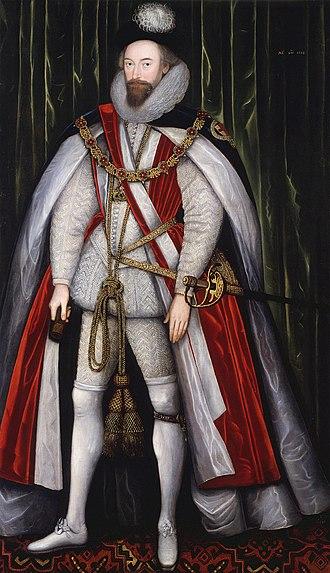 Thomas Howard, 1st Earl of Suffolk - Image: Thomas howard suffolk