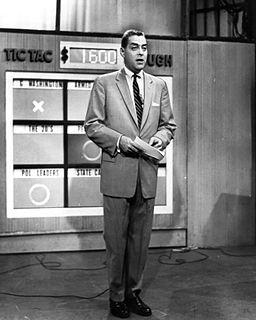 Tic Tac Dough Jack Barry 1957