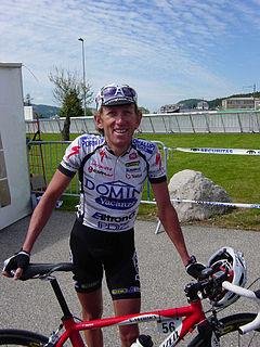 Timothy Jones (cyclist) Zimbabwean cyclist
